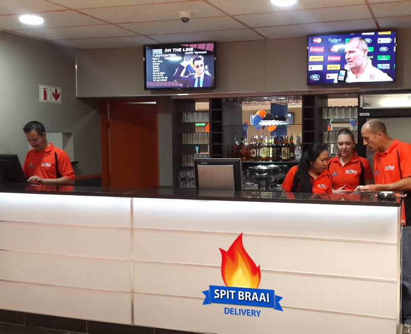 spit braai delivery sports bar