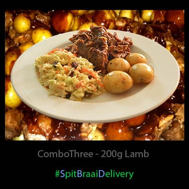 Spit Braai Takeaways - ComboThree