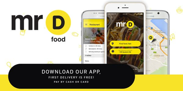 MrD App Download