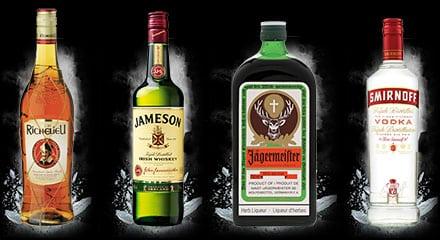 spirits alcohol